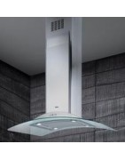 Iceberg TC (Touch control with display model) cooker hoods Filters, Lamps and accessories