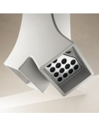 Yin cooker hoods Filters, Lamps and accessories